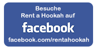 Rent a Hookah @Facebook